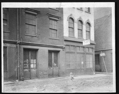 Rapid Transit Photographs -- Box 12, Folder 13 (September 18, 1926 - September 20, 1926) -- print, 1926-09-20, 8:26 A.M.