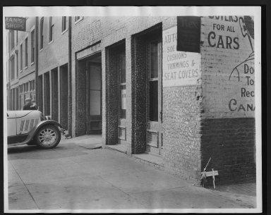 Rapid Transit Photographs -- Box 12, Folder 14 (September 20, 1926) -- print, 1926-09-20, 8:54 A.M.