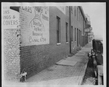 Rapid Transit Photographs -- Box 12, Folder 14 (September 20, 1926) -- print, 1926-09-20, 9:25 A.M.