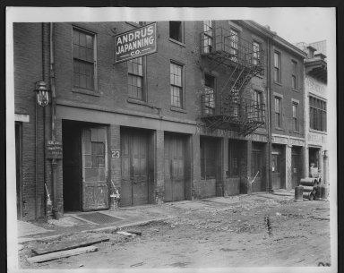 Rapid Transit Photographs -- Box 12, Folder 14 (September 20, 1926) -- print, 1926-09-20, 9:50 A.M.