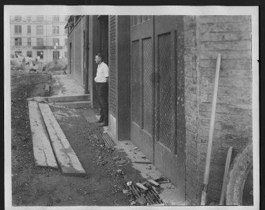 Rapid Transit Photographs -- Box 12, Folder 15 (September 24, 1926) -- print, 1926-09-24, 8:54 A.M.