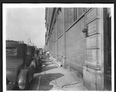 Rapid Transit Photographs -- Box 12, Folder 15 (September 24, 1926) -- print, 1926-09-24, 9:15 A.M.