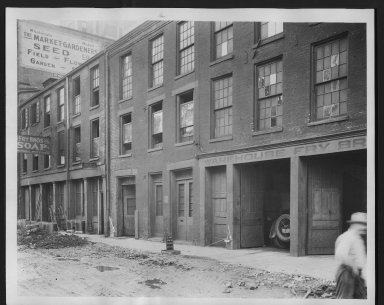 Rapid Transit Photographs -- Box 12, Folder 15 (September 24, 1926) -- print, 1926-09-24, 9:26 A.M.