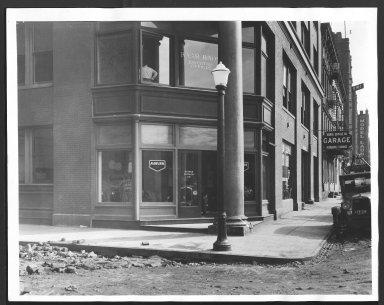 Rapid Transit Photographs -- Box 12, Folder 15 (September 24, 1926) -- print, 1926-09-24, 9:43 A.M.