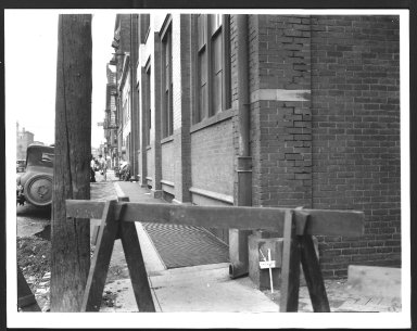 Rapid Transit Photographs -- Box 12, Folder 16 (September 24, 1926) -- print, 1926-09-24, 10:16 A.M.