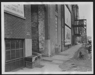 Rapid Transit Photographs -- Box 12, Folder 16 (September 24, 1926) -- print, 1926-09-24, 10:35 A.M.