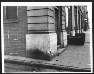 Rapid Transit Photographs -- Box 12, Folder 19 (October 15, 1926 - November 8, 1926) -- print, 1926-10-15, 2:57 P.M.