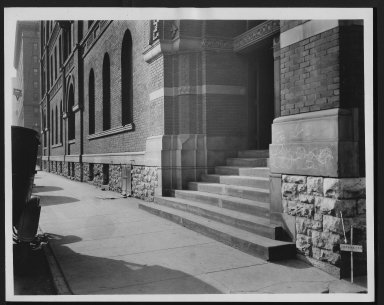 Rapid Transit Photographs -- Box 12, Folder 19 (October 15, 1926 - November 8, 1926) -- print, 1926-10-15, 3:35 P.M.