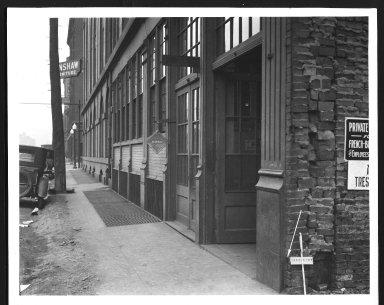 Rapid Transit Photographs -- Box 12, Folder 20 (November 8, 1926) -- print, 1926-11-08, 2:35 P.M.