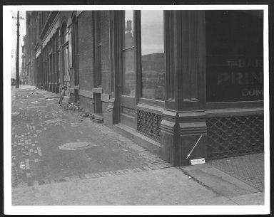Rapid Transit Photographs -- Box 12, Folder 21 (November 8, 1926 - November 12, 1926) -- print, 1926-11-08, 2:47 P.M.