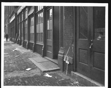 Rapid Transit Photographs -- Box 12, Folder 21 (November 8, 1926 - November 12, 1926) -- print, 1926-11-08, 2:54 P.M.