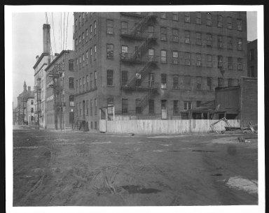 Rapid Transit Photographs -- Box 12, Folder 21 (November 8, 1926 - November 12, 1926) -- print, 1926-11-12, 1:50 P.M.