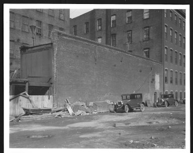Rapid Transit Photographs -- Box 12, Folder 22 (November 12, 1926) -- print, 1926-11-12, 1:52 P.M.