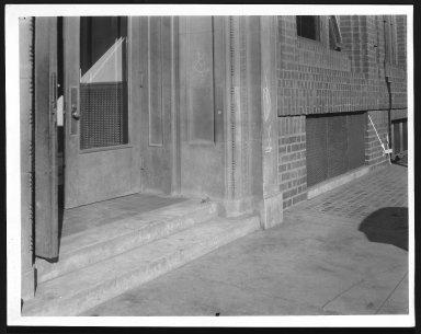 Rapid Transit Photographs -- Box 12, Folder 22 (November 12, 1926) -- print, 1926-11-12, 2:15 P.M.
