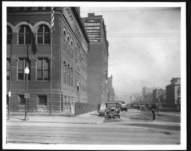 Rapid Transit Photographs -- Box 12, Folder 22 (November 12, 1926) -- print, 1926-11-12, 2:18 P.M.