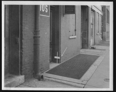 Rapid Transit Photographs -- Box 12, Folder 24 (November 22, 1926) -- print, 1926-11-22, 3:55 P.M.