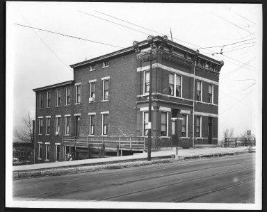 Rapid Transit Photographs -- Box 12, Folder 25 (November 30, 1926 - December 2, 1926) -- print, 1926-12-02, 11:31 A.M.
