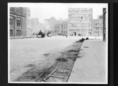 Rapid Transit Photographs -- Box 12, Folder 29 (December 3, 1926 - December 6, 1926) -- print, 1926-12-03, 3:00 P.M.