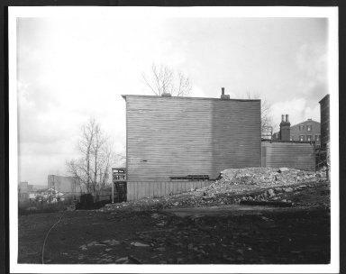 Rapid Transit Photographs -- Box 12, Folder 32 (March 8, 1927 - March 16, 1927) -- print, 1927-03-08, 11:01 A.M.