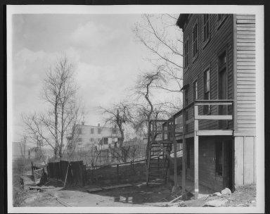 Rapid Transit Photographs -- Box 12, Folder 32 (March 8, 1927 - March 16, 1927) -- print, 1927-03-08, 11:06 A.M.
