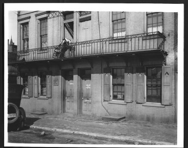 Rapid Transit Photographs -- Box 12, Folder 33 (March 16, 1927 - April 6, 1927) -- print, 1927-03-16, 3:35 P.M.