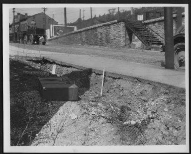 Rapid Transit Photographs -- Box 12, Folder 36 (May 2, 1927) -- print, 1927-05-02, 2:48 P.M.