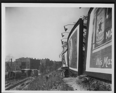 Rapid Transit Photographs -- Box 12, Folder 36 (May 2, 1927) -- print, 1927-05-02, 3:10 P.M.