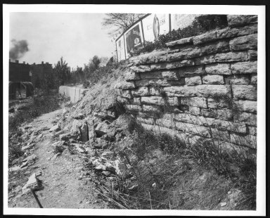 Rapid Transit Photographs -- Box 12, Folder 36 (May 2, 1927) -- print, 1927-05-02, 3:20 P.M.