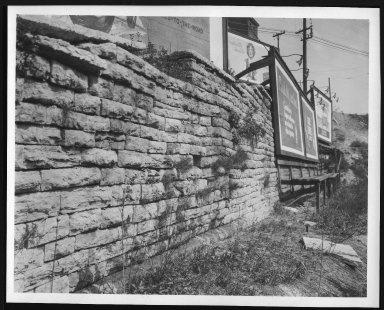 Rapid Transit Photographs -- Box 12, Folder 36 (May 2, 1927) -- print, 1927-05-02, 3:25 P.M.