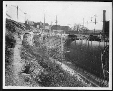 Rapid Transit Photographs -- Box 12, Folder 36 (May 2, 1927) -- print, 1927-05-02, 3:37 P.M.