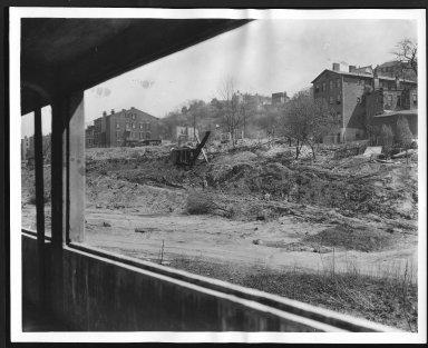 Rapid Transit Photographs -- Box 12, Folder 58 (May 4, 1928 - May 7, 1928) -- print, 1928-05-04, 10:10 A.M.