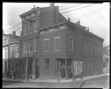 Rapid Transit Photographs -- Box 13, Folder 01 (January 10, 1920) -- negative, 1920-01-10, 9:45 A.M.