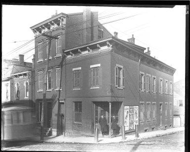 Rapid Transit Photographs -- Box 13, Folder 01 (January 10, 1920) -- negative, 1920-01-10, 9:40 A.M.