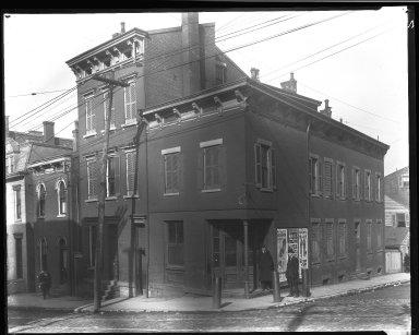 Rapid Transit Photographs -- Box 13, Folder 01 (January 10, 1920) -- negative, 1920-01-10, 9:35 A.M.