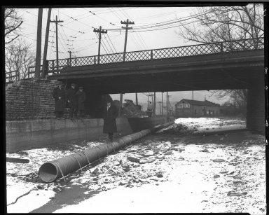 Rapid Transit Photographs -- Box 13, Folder 03 (February 19, 1920) -- negative, 1920-02-19, 9:55 A.M.