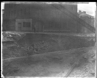 Rapid Transit Photographs -- Box 13, Folder 04 (February 19, 1920 - February 26, 1920) -- negative, 1920-02-26, 8:45 A.M.
