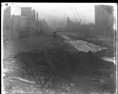 Rapid Transit Photographs -- Box 13, Folder 04 (February 19, 1920 - February 26, 1920) -- negative, 1920-02-26, 8:30 A.M.