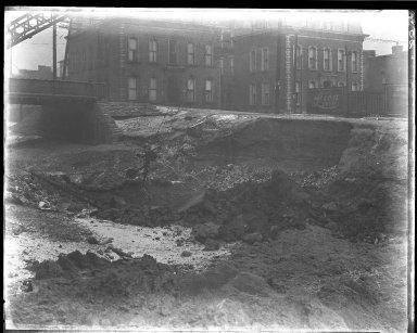 Rapid Transit Photographs -- Box 13, Folder 05 (February 26, 1920 - February 27, 1920) -- negative, 1920-02-26, 8:50 A.M.