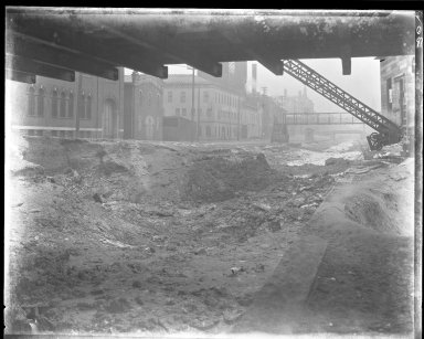 Rapid Transit Photographs -- Box 13, Folder 05 (February 26, 1920 - February 27, 1920) -- negative, 1920-02-26, 9:28 A.M.