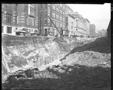 Rapid Transit Photographs -- Box 13, Folder 05 (February 26, 1920 - February 27, 1920) -- negative, 1920-02-27, 2:00 P.M.