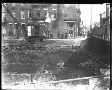 Rapid Transit Photographs -- Box 13, Folder 06 (February 27, 1920 - March 5, 1920) -- negative, 1920-03-05, 9:22 A.M.