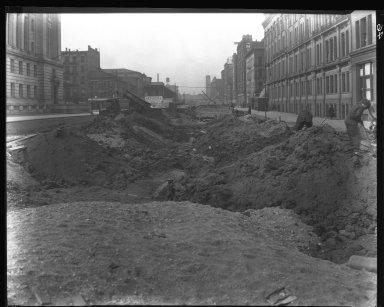 Rapid Transit Photographs -- Box 13, Folder 08 (March 8, 1920 - March 15, 1920) -- negative, 1920-03-15, 10:30 A.M.