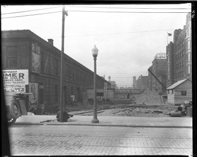 Rapid Transit Photographs -- Box 13, Folder 08 (March 8, 1920 - March 15, 1920) -- negative, 1920-03-15, 10:40 A.M.