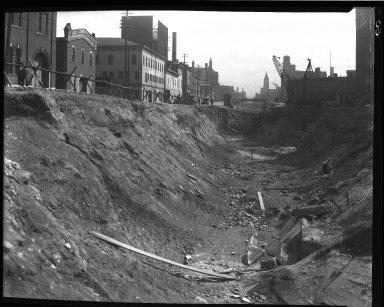 Rapid Transit Photographs -- Box 13, Folder 11 (March 26, 1920 - March 30, 1920) -- negative, 1920-03-26, 1:35 P.M.