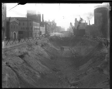 Rapid Transit Photographs -- Box 13, Folder 12 (March 30, 1920 - April 3, 1920) -- negative, 1920-03-30, 2:45 P.M.