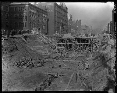 Rapid Transit Photographs -- Box 13, Folder 12 (March 30, 1920 - April 3, 1920) -- negative, 1920-04-01, 2:57 P.M.