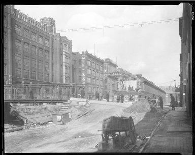 Rapid Transit Photographs -- Box 13, Folder 12 (March 30, 1920 - April 3, 1920) -- negative, 1920-04-02, 2:25 P.M.