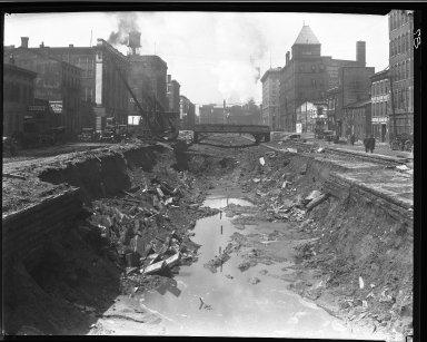 Rapid Transit Photographs -- Box 13, Folder 15 (April 9, 1920 - April 21, 1920) -- negative, 1920-04-21, 10:14 A.M.