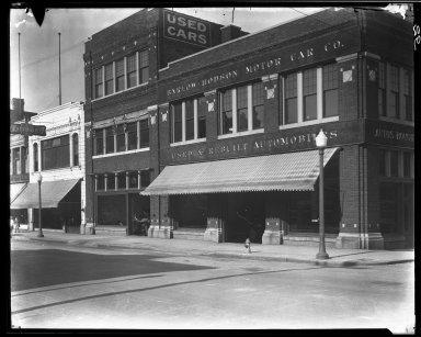 Rapid Transit Photographs -- Box 13, Folder 16 (April 21, 1920 - April 22, 1920) -- negative, 1920-04-21, 3:20 P.M.