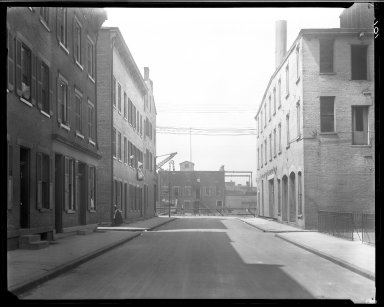 Rapid Transit Photographs -- Box 13, Folder 17 (April 22, 1920) -- negative, 1920-04-22, 10:34 A.M.